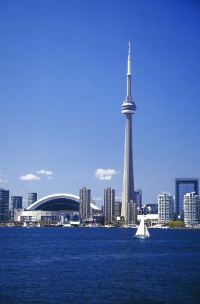 Toronto: das finanzielle Zentrum von Kanada